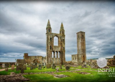 St Andrews Catherdral Scotland
