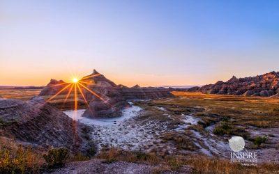 """Exciting news: """"Prairies & Peaks in the South Dakota Badlands"""" is released!"""